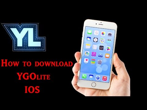 YGOLITE IOS DOWNLOAD GUIDE