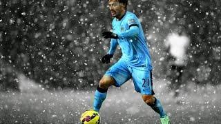 David Silva | Goals, Skills, Assists, Passes, Tackles | Manchester City | 2014/2015 (HD)