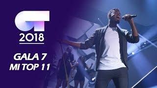 OT 2018 (GALA 7) | MI TOP 11