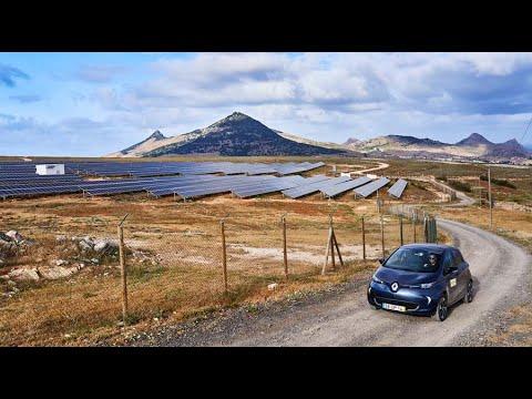 Porto Santo, the smart fossil free island - BRUT video I Groupe Renault