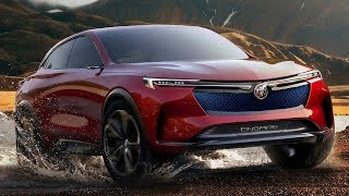 2018 Buick Enspire Concept First Look & Review