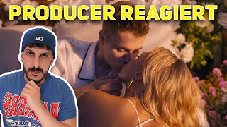 Gambar cover Producer REAGIERT auf Dan + Shay, Justin Bieber - 10,000 Hours (Official Music Video)