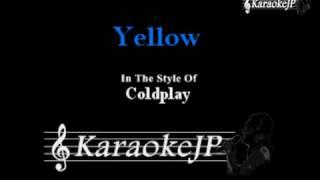 Yellow (Karaoke) - Coldplay