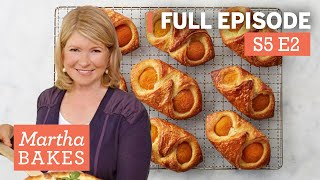 Martha Stewart's 4 Danish Recipes (1 with Zero Waste!) | Martha Stewart Classic Episodes