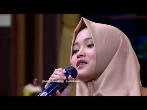 "Putri Delina Anak Sule Nyanyi ""Say You Won't Let Go"" Keren Banget"