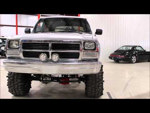 1991 Dodge Ram Charger