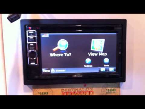 best double din navigation 2012 kenwood dnx9990hd youtube. Black Bedroom Furniture Sets. Home Design Ideas