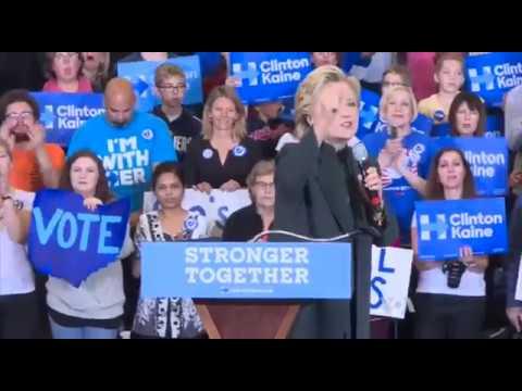 Iqtisod bobida Klinton, Tramp qanday rahbar bo'ladi?