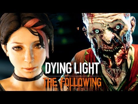 Goth Girl Needs Help - DYING LIGHT The Following