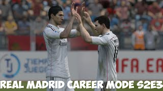 FIFA 15 Real Madrid Career Mode - Di Maria, Count Me In - S2E3