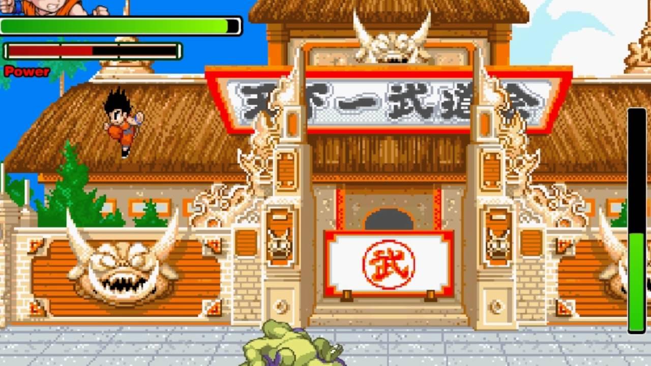 [ Review ] Game 7 viên ngọc rồng : Chơi game Songoku 4 - Gamevui.vn -  Dragonball Z