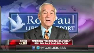 Ron Paul to Fox: The People Vote for Gold All the Time