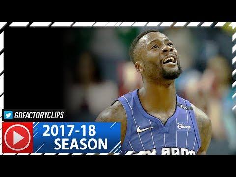 Jonathon Simmons Full Career-HIGH Highlights vs Hornets (2017.10.29) - 27 Pts off the Bench!