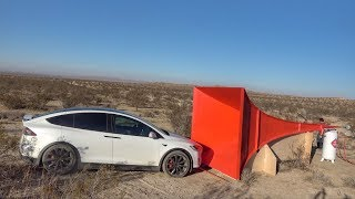Tesla vs World's Largest Horn!