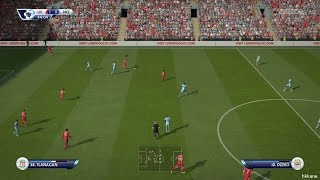 (官方中文版)FIFA 15 PC Demo 1080P Gameplay