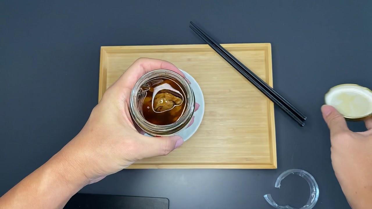 特製醬油燒帆立貝開樽