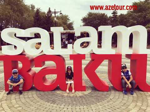 سفر به باکو از مرز آستارا    Azerbaijan Baku Travel  سفر به آذربایجان بوکو