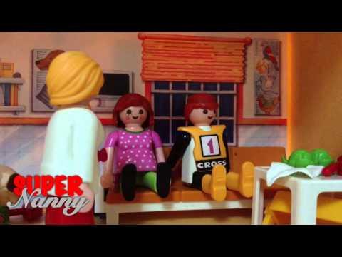 super nanny playmobil - episode 1 - Léa et Raymond [ 1080p ]