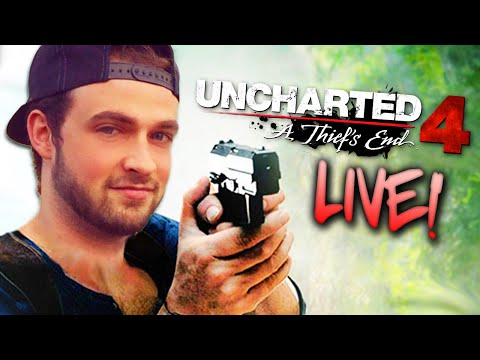 """CRAZY ACTION!"" - Uncharted 4 - Multiplayer Beta LIVE w/ Ali-A! #ad"