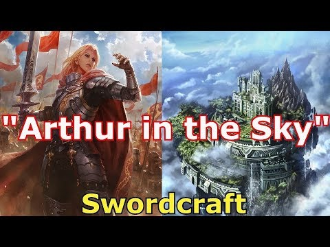 Shadowverse Swordcraft Arthur In The Sky Youtube