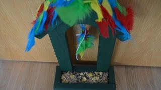 How To Make A Fun And Colorful Bird Feeder - Diy Home Tutorial - Guidecentral