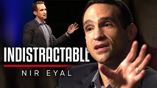 NIR EYAL - INDISTRACTABLE: How To Control Your Attention And Choose Your Life | London Real