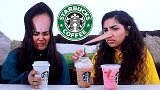Coffee haters try starbucks for the first time