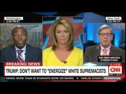 CNN Pundit Drops Nword on Live Tv