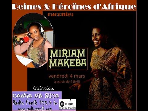 RHA raconte Miriam Makeba