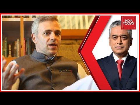 Politics Over Pulwama Attack : Omar Abdullah Speaks To Rajdeep Sardesai | Countdown