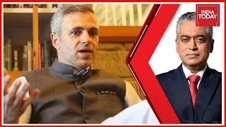 Politics Over Pulwama Attack : Omar Abdullah Speaks To Rajdeep Sardesai | Countdown