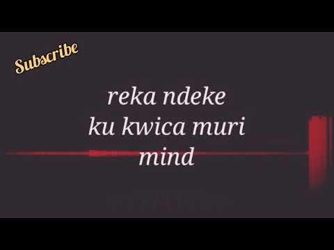 Download SAA moya - Bruce Melody Lyrics (Official Lyrics Video)