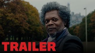 Glass Trailer #2 (2019) Samuel L. Jackson, James McAvoy, Bruce Willis