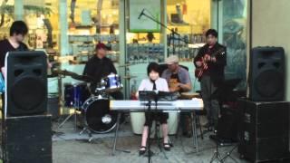 2011 5/15 (日)池袋丸井特設会場 池袋ジャズフェスティバル.