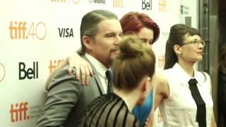 Maggie's Plan: Ethan Hawke TIFF 2015 Movie Premiere Gala Arrival