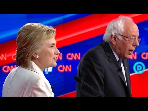 What We Saw at the Democratic Presidential Debate in Brooklyn