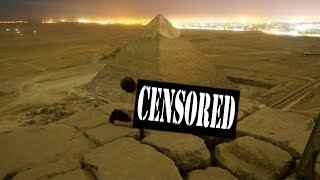 Police Looking For Couple Who Got Busy On The Great Pyramid Of Giza