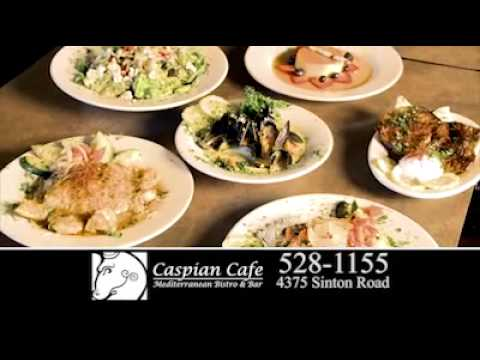 Caspian Cafe Commecial