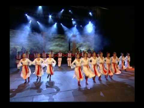 CROSSROAD Final music by: Georgi Andreev chor. Ivaylo Ivanov - LIVE 2008