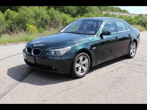 BMW Xi AWD Speed Manual Rare Owner Clean Carfax - 530xi bmw