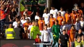 манчестер Юнайтед 5-2 Галатасарай. Обзор матча