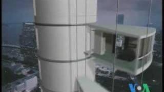 Вращающаяся башня на семи ветрах(В Дубае будет построено уникальное здание., 2008-06-25T18:08:31.000Z)