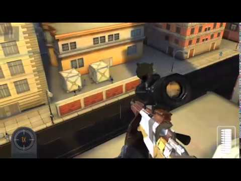 Sniper 3D Assassin Business Terrorism Walkthrough