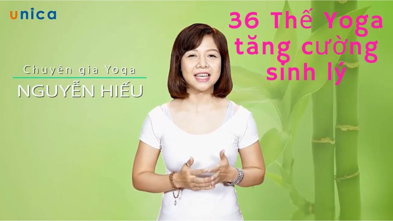 Top 3 khóa học Yoga Nguyễn Hiếu được yêu thích nhất
