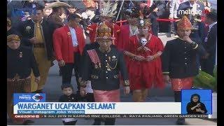 """Gambar cover Ulang Tahun Jokowi Hari Ini Jadi """"Trending Topic"""" Pertama di Twitter - SIS 21/06"""