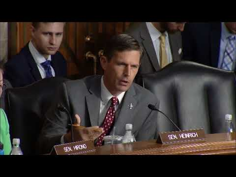 Heinrich Questions Interior Nominee About Chaco Canyon National Historical Park