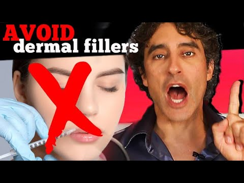 SAY NO to FACE FILLING // Dermal Fillers