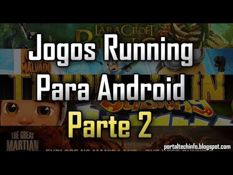 Jogos Running Para Android - Parte 2