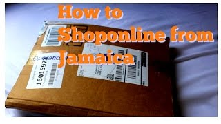 How to shop online from Jamaica | Shipme | Mailpac | No Customs | Updated