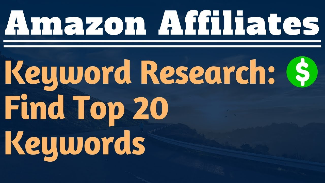 top amazon keywords